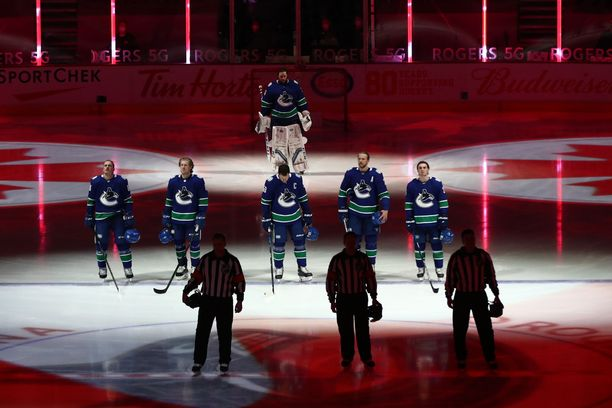 Vancouver Canucksin otteluja on siirretty.