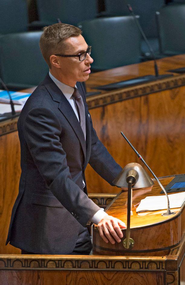 Pääministeri Alexander Stubb moitti Fennovoiman vastustajia venäläisvastaisiksi.