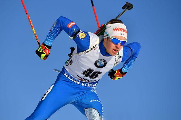 Tero Seppälä oli torstaina paras suomalainen.
