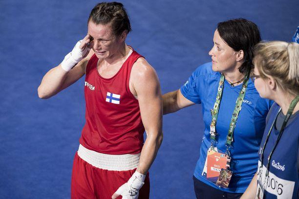 Riosta ainoan mitalin tuoneen Mira Potkosen laji nyrkkeily saa ensi vuonna 120 000 euroa huippu-urheilun tehostamistukea.