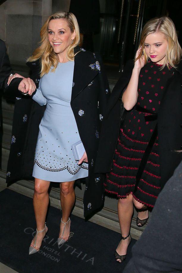 Reese ja Ava ovat kuin kaksi marjaa.