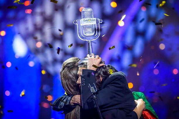 Portugali voitti Euroviisut ensimmäistä kertaa historiassaan.