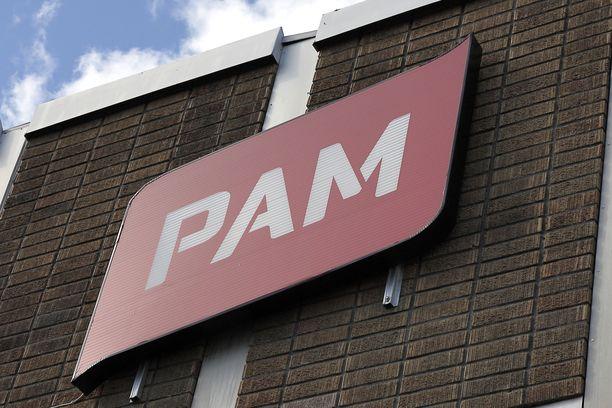 PAM on SAK:lainen jättiliitto.