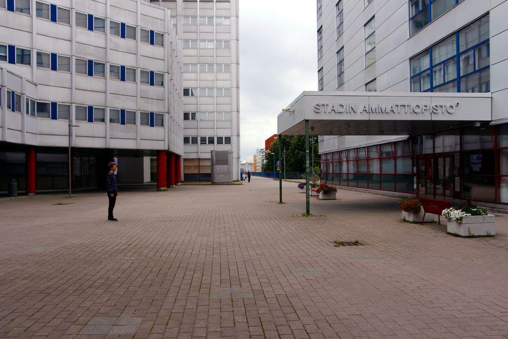 Stadin Ammattiopiston ovet pysyvät kiinni Niklakselta ainakin toistaiseksi.