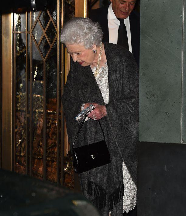 Kuningatar Elisabet syö harvoin ravintolassa. Viimeksi kuningatar söi Bellamy's-ravintolassa maaliskuussa 2016.