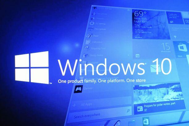 Mies ei halunnut Windows 10:ä, Windows 10 tuli silti.