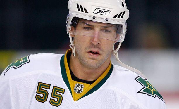 Darryl Sydor pelasi NHL:ssä urallaan 1291 peliä.