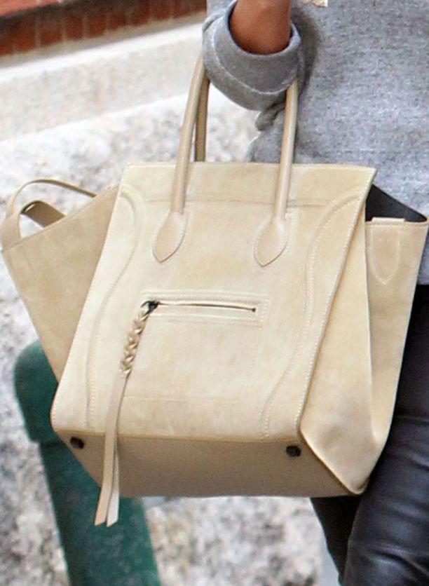 Tätä Celinén laukkua muotiväki himoitsee.