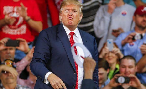 Donald Trump on oman lääkärinsä mukaan huippukunnossa.