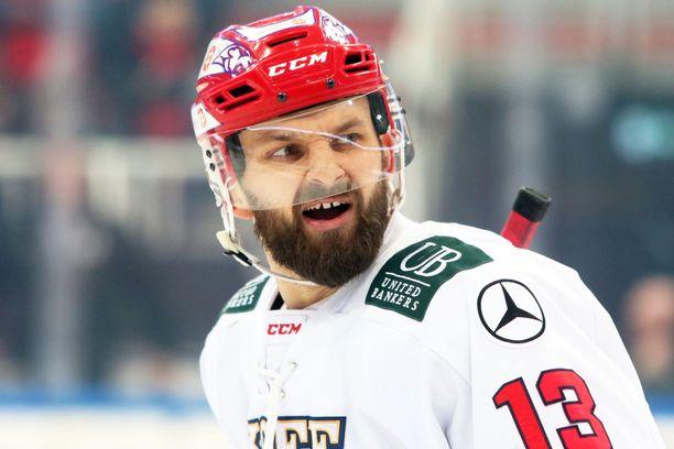 Otto Paajanen teki kaksi maalia.