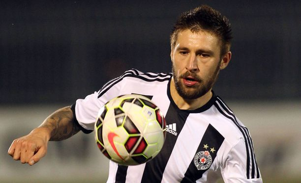 Ivan Bandalovski oli näkyvästi esillä Bulgarian jalkapalloliigan finaalissa.