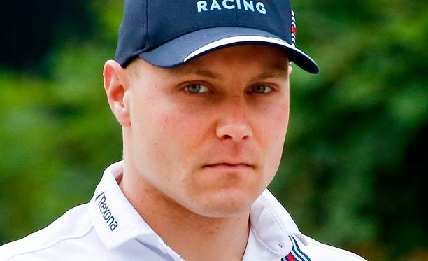 Valtteri Bottaksen auto hyytyi mystisesti viimeisen pysähdyksen jälkeen.