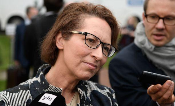 Sari Essayahin mukaan on mahdollista, että Uusi vaihtoehto -eduskuntaryhmää on ryhdytty suunnittelemaan heti perussuomalaisten lauantain puoluekokouksen jälkeen.