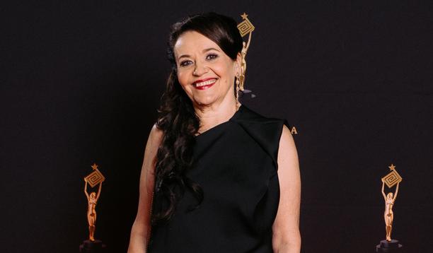 Riitta Havukainen nappasi parhaan naisnäyttelijän Venlan.