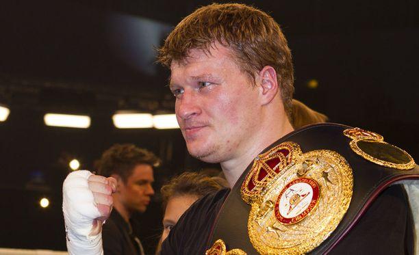 Aleksandr Povetkin kärysi taas dopingista.