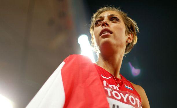Blanka Vlasic jahtaa uransa ensimmäistä olympiakultaa.
