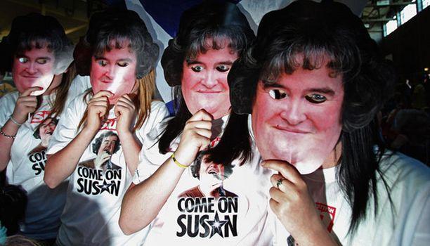 Netti-ilmiöksi kohonneen Susan Boylen kannattajat tukivat idoliaan kaikin keinoin.