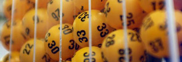 Lottopallot pyörähtelevät tänä vuonna tamperelaisten tahtiin.