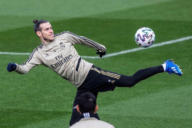 Gareth Balen siirtosaaga on vihdoin päättynyt.