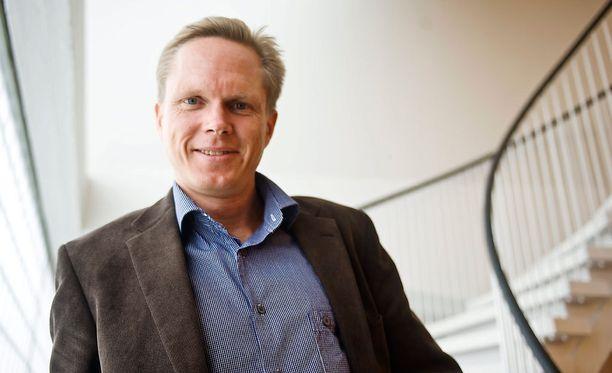 Professori Tuomas Ojanen