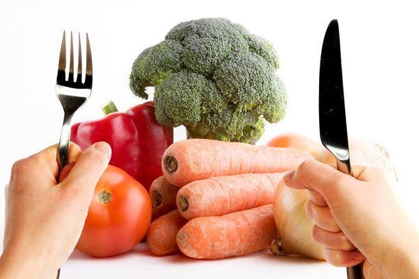 Vegaaninen ruokavalio ei sisällä mitään eläinkunnan tuotteita,