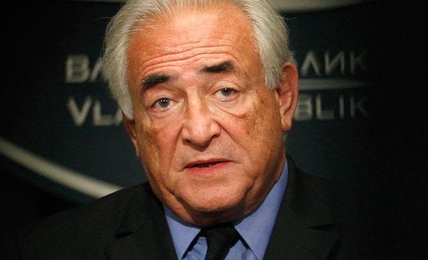 Dominique Strauss-Kahn on myöntänyt osallistuneensa orgioihin.