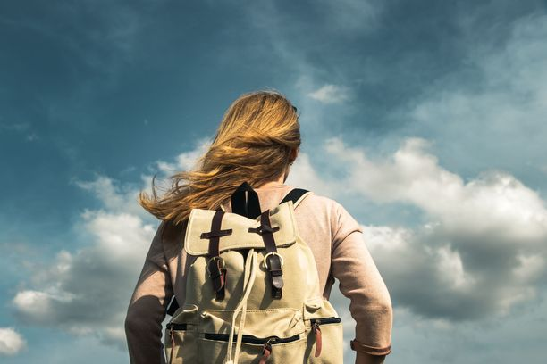 Ajatus vapaudesta voi innostaa matkalle.