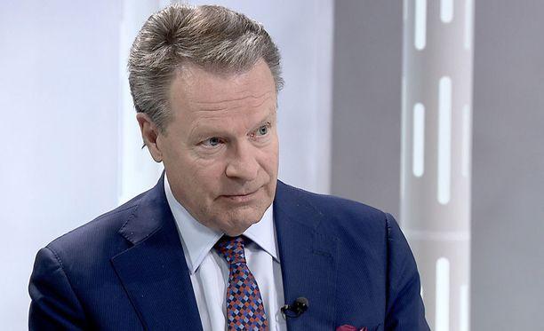 Ilkka Kanervan mukaan velvoite lähteä kansainvälisiin sotilasaputehtäviin on välttämätön.