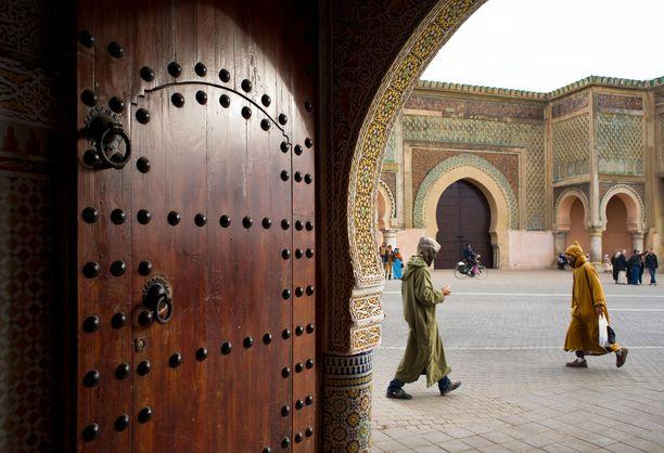 Historiallinen Meknes on Marokon aarteita.