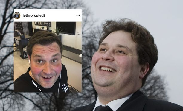 Vuonna 2009 Jethro Rostedt tuli koko kansan tutuksi Diili -ohjelman myötä. Tuolloin miehellä oli rutkasti ylipainoa. Tuore Instagram-kuva kertoo huimasta muutoksesta.
