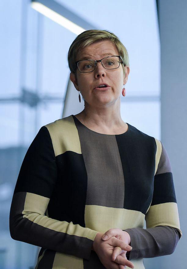 Krista Mikkonen valittiin eduskuntaan vuonna 2015 Savo-Karjalan vaalipiiristä 4 624 äänellä.