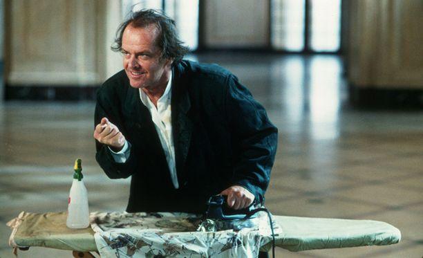 Mielenterveysongelmia on kuvattu paljon myös populaarikulttuurissa. Yksi tunnetuimmista tulkeista on Jack Nicholson.