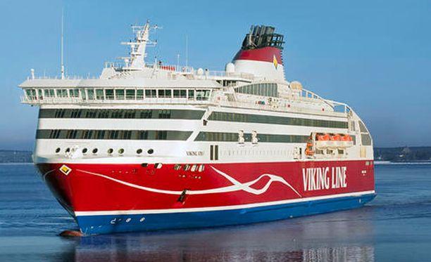 Viking Linen M/S Viking XPRS aamukahdeksalta lähtenyt laiva palasi Tallinnan satamaan teknisen vian vuoksi.