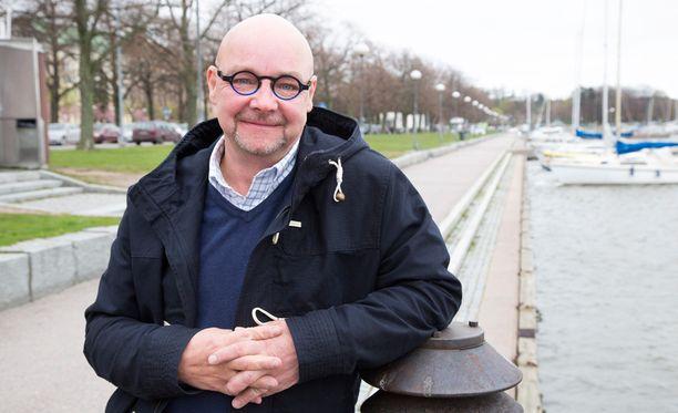 Lasse Norres muistaa Miisan 1990-luvulta poikkeuksellisen viehättävänä persoonana.