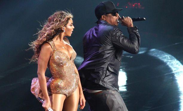 Beyoncé ja Jay-Z ovat esiintyneet viimeksi yhteiskiertueella vuonna 2014.