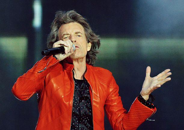 75-vuotias Mick Jagger on joutunut sairaalahoitoon.