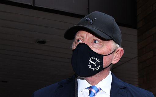 Boris Beckerin syöksykierre kiihtyy – syyte: piilotti pokaaleja, siirsi 44 miljoonaa ex-vaimon tilille