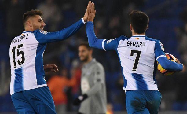 Pelivihje luottaa Espanyolin juhlivan Valenciaa vastaan.