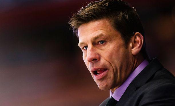 Ulf Samuelsson nähdään ensi kaudella Chicagon valmennustiimissä.