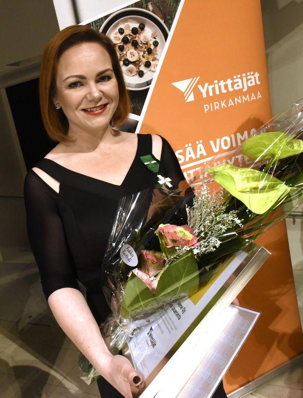 Vuonna 2016 Elina Loueranta valittiin Pirkanmaan Vuoden nuoreksi yrittäjäksi.