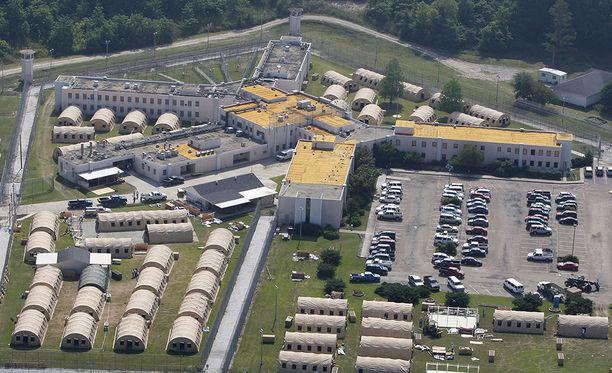 Louisianan osavaltion rangaistuslaitos Angola on entinen orjatyövoimaa käyttänyt plantaasi.