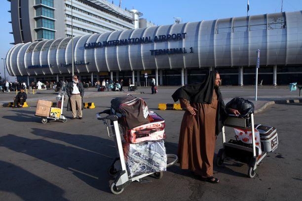 BA ei lennä Kairoon ainakaan viikkoon.