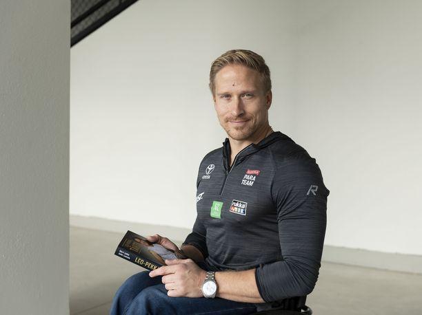 Leo-Pekka Tähti ei ole jäänyt märehtimään reilun kahden vuoden takaista avioeroa.