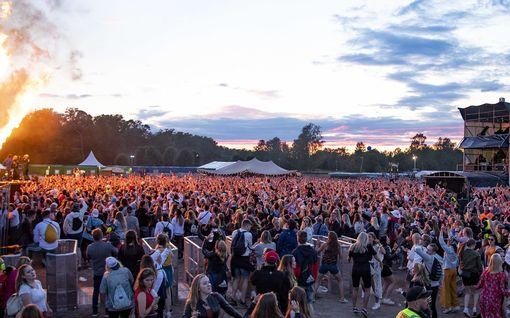 Ruisrock julkisti vuoden 2021 ensimmäiset artistit: Antti Tuisku vihdoin lavalle