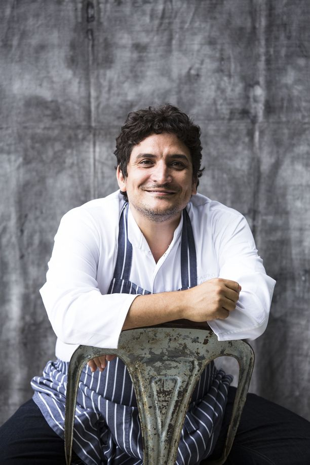 Mauro Colagreco perusti Mirazurin vuonna 2006 Ranskan Mentoniin.