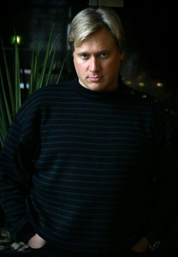 Samuli Edelmann vuonna 2006.
