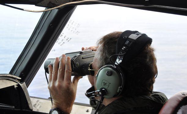 MH370-lennon lentokoneen etsintä on jatkunut jo yli 2,5 vuotta.