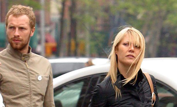Gwyneth Paltrow ja Chris Martin ovat olleet varovaisia julkisuuden suhteen.