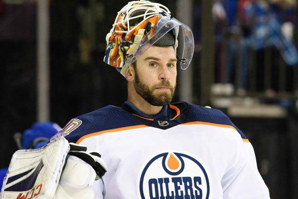 Cam Talbot torjui kolmen kauden ajan Edmonton Oilersin ykkösmaalivahtina, mutta Mikko Koskisen esiinmarssi muutti kanadalaisen asemaa ja johti lopulta siirtoon.
