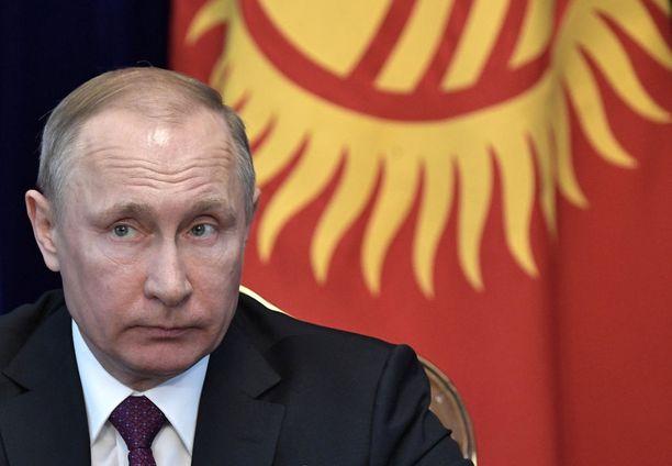Venäjän presidentti Vladimir Putin on kiistänyt osallisuutensa Trumpin vaalikampanjan hakkerointiin.